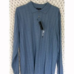 Men's Cotton Long Sleeve Shirt